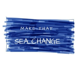 Make That Sea Change Logo