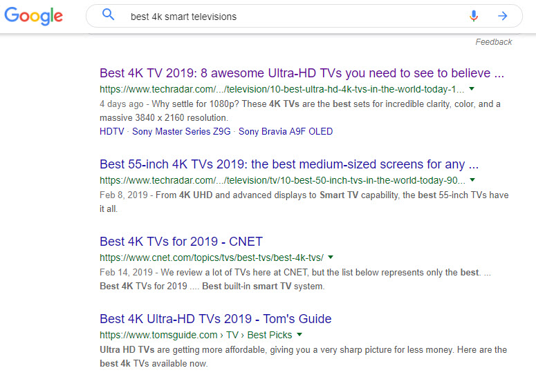 What is a jaaxy - best tv search