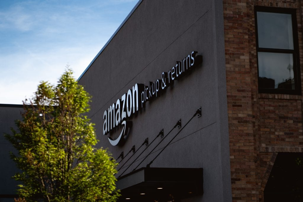 How to Find Affiliate Programs - amazon