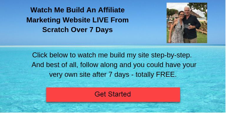 How do I build a website in 7 days - CTA button