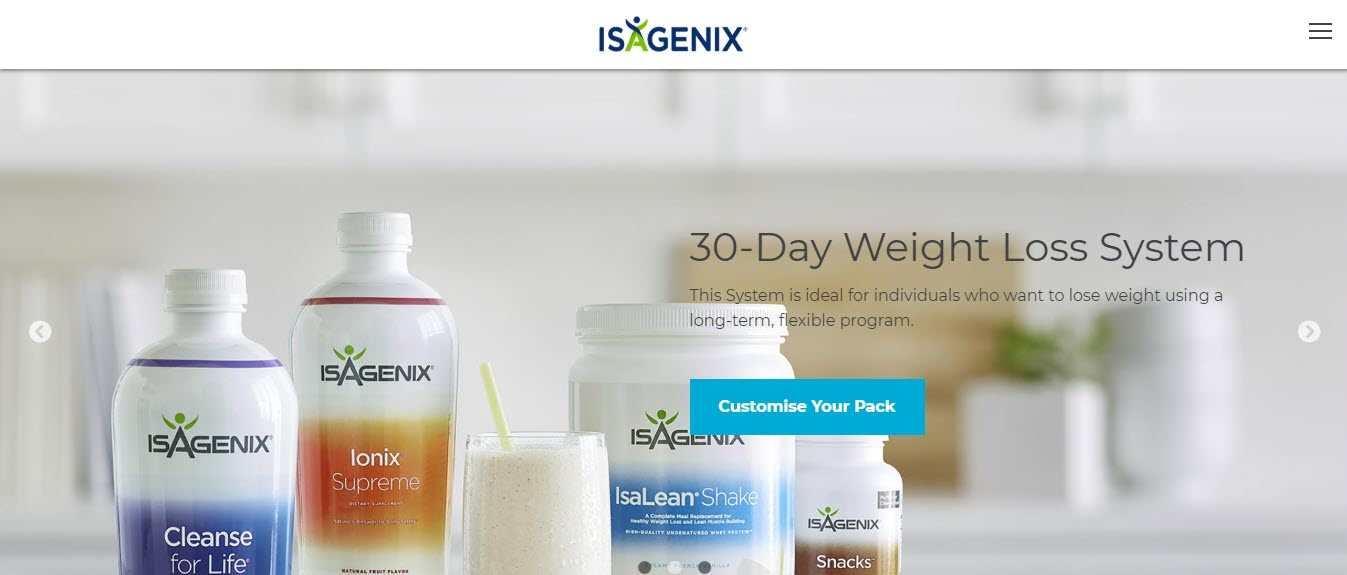 How to Make Money Selling Supplements Online - isagenix