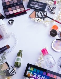 How to Sell Cosmetics Online - cosmetics
