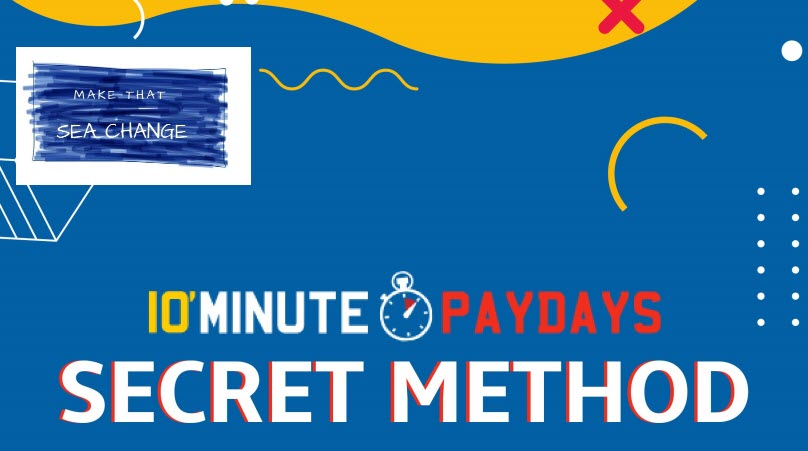 10 Minute Paydays Review - header