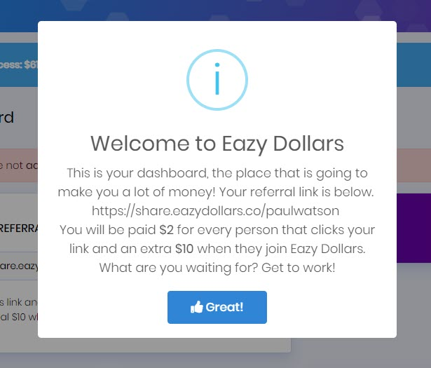 Can you Make Money Online with Eazydollars - welcome