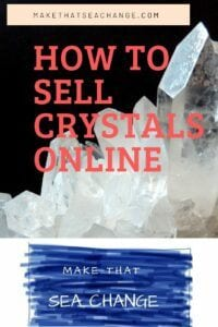 How to Sell Crystals Online