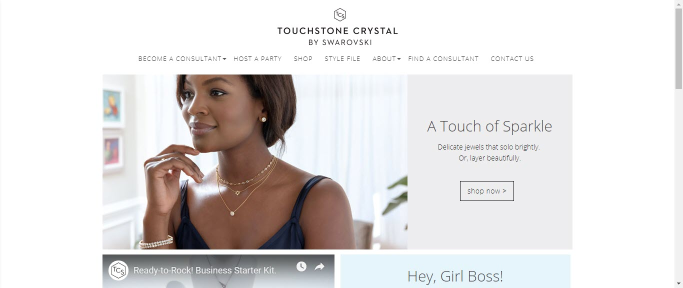 how to sell crystals online - touchstone