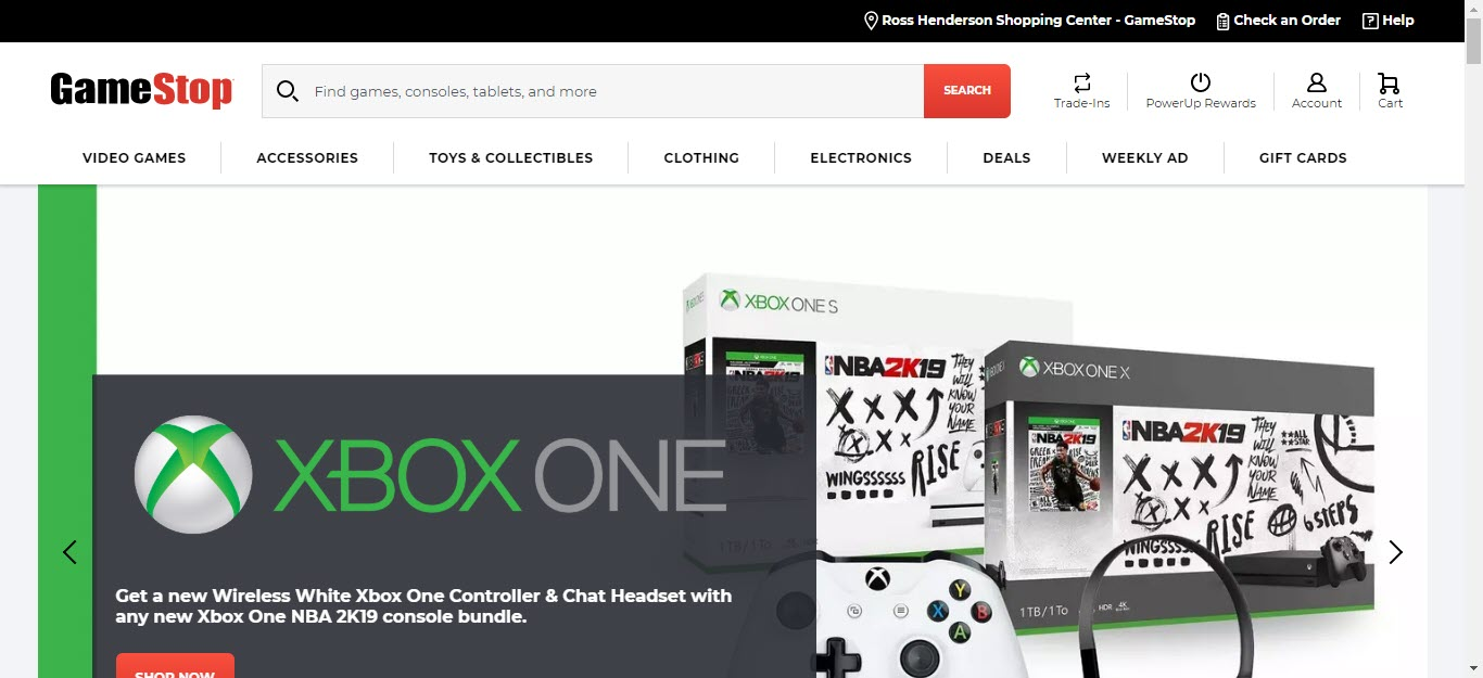 8 Electronics Affiliate Programs - gamestop