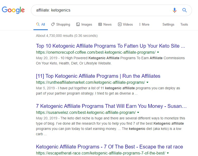 8 Ketogenic Affiliate Programs - affiliates ketogenics