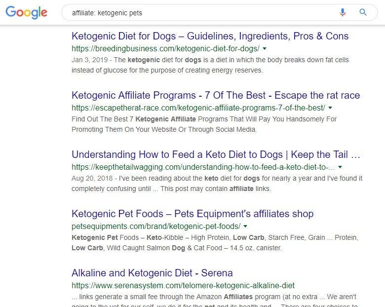 8 Ketogenic Affiliate Programs -ketologic affiliate pets