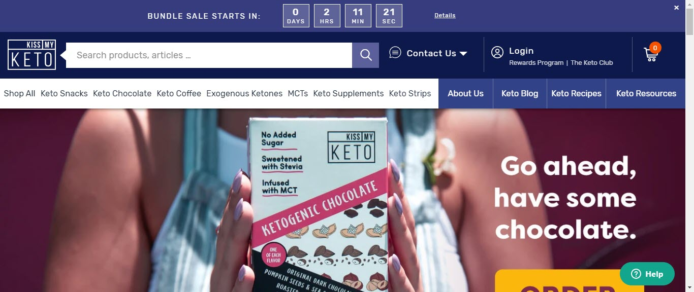 8 Ketogenic Affiliate Programs -kiss my keto