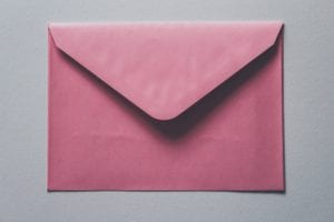 Affiliate Marketing Email List - envelope