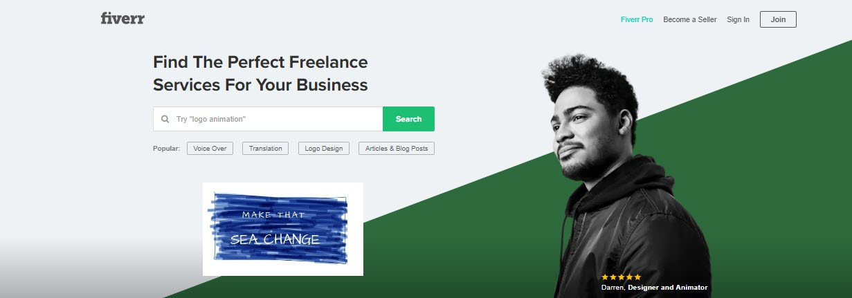 Can you Make Money with Fiverr - header
