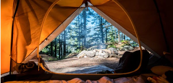 How to Sell Camping Gear -tent
