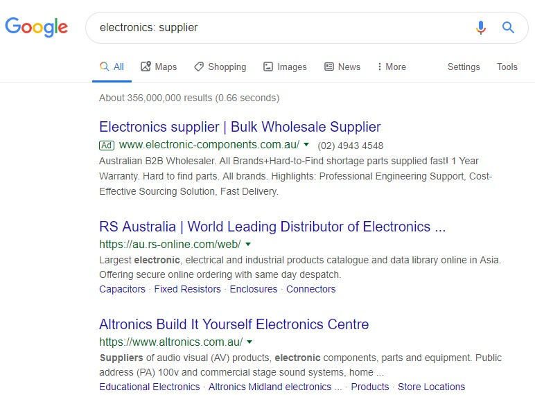 How to Sell Electronics Online - dropshipping