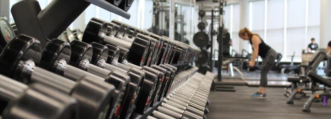How to Sell Fitness Workouts Online - weights