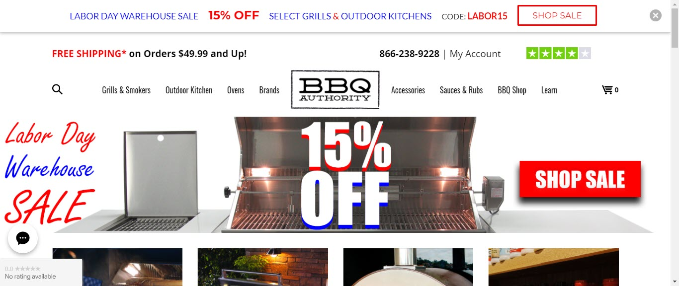 BBQ and Smoker Affiliate Programs - BBQ Authority