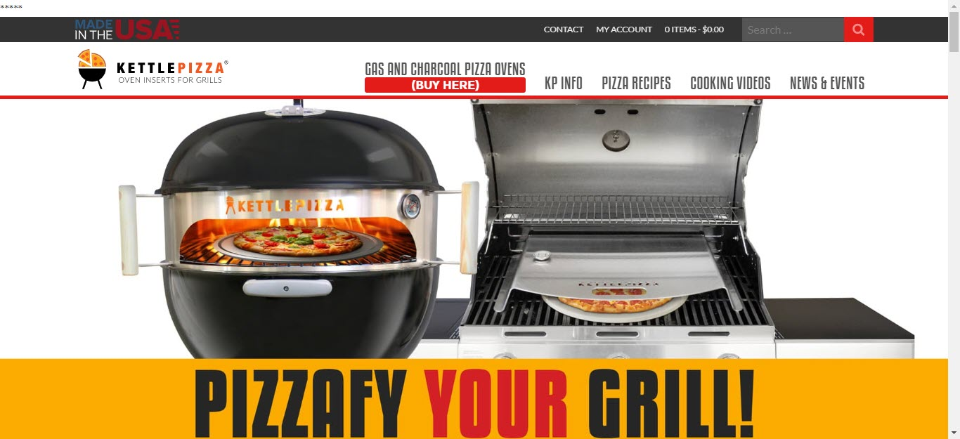 BBQ and Smoker Affiliate Programs - Kettle Pizza