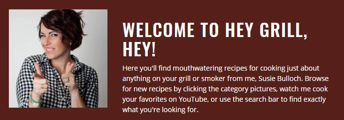BBQ and Smoker Affiliate Programs - hey grill hey stripe
