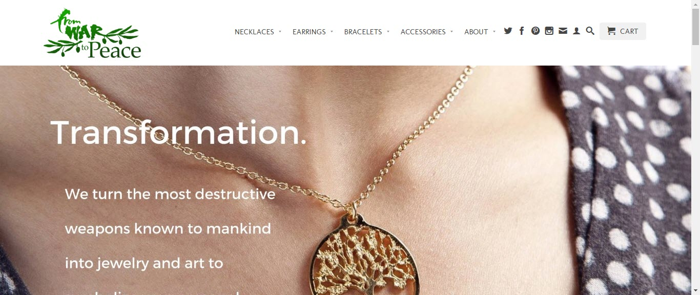 Best Jewelry Affiliate Programs - fromwartopeace