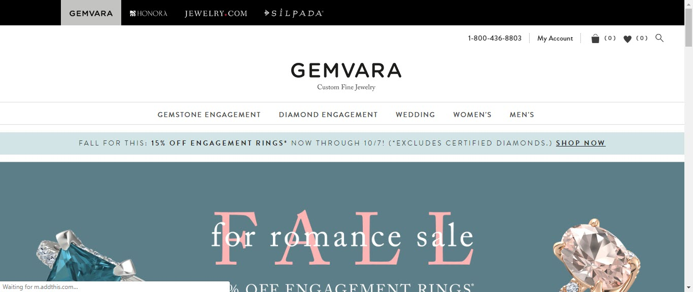 Best Jewelry Affiliate Programs - gemvara