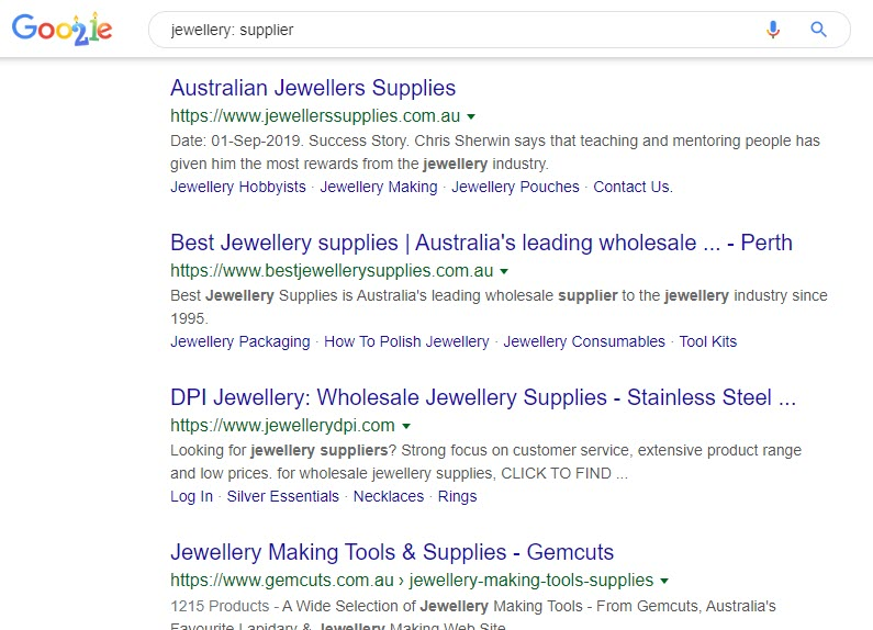 How to Sell Jewellery Online - jewellery dropshipping