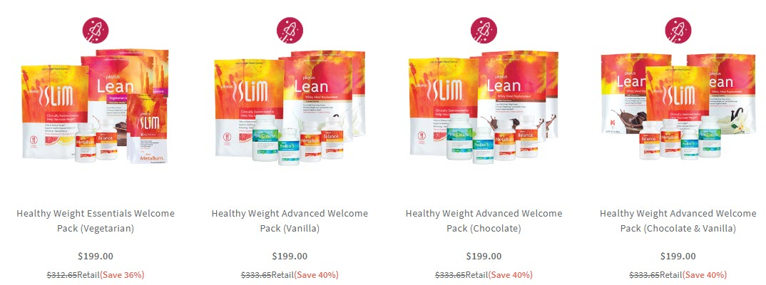 Plexus Worldwide MLM Review - welcome packs