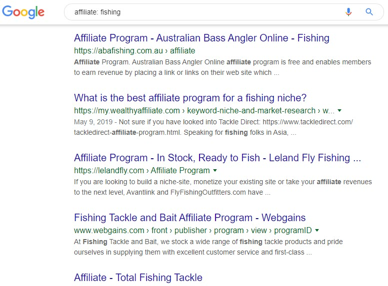 How to Sell Fishing Equipment - fishing affiliate
