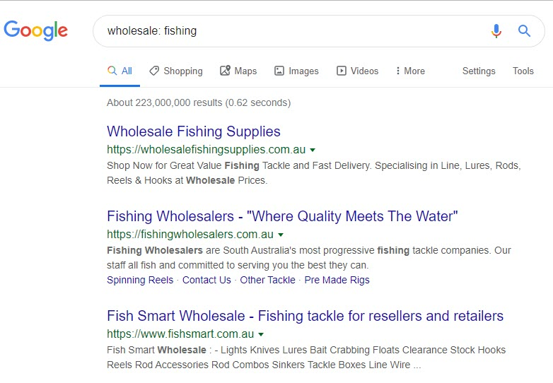 How to Sell Fishing Equipment - fishing wholesale
