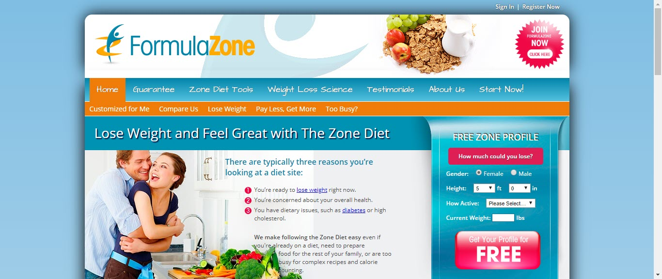 Weight loss affiliate programs - FormulaZone