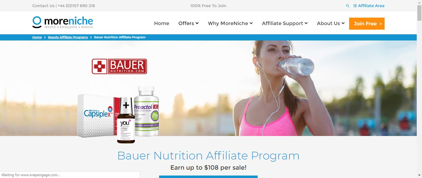 Weight loss affiliate programs - bauer affiliate