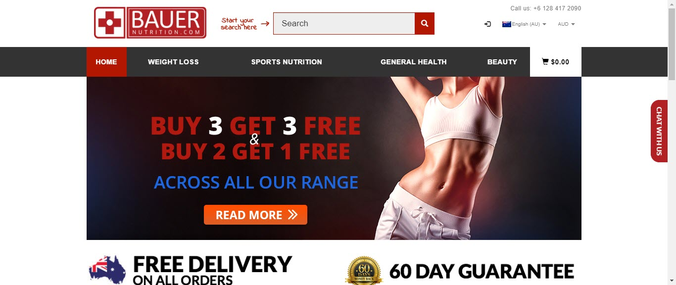 Weight loss affiliate programs - bauer