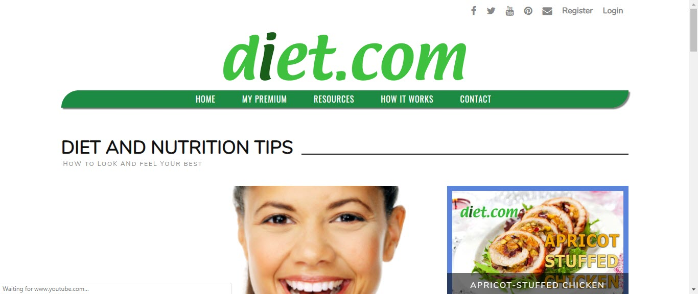 Weight loss affiliate programs - diet.com