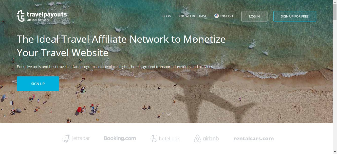 Best Hotel Affiliate Programs - Travel payouts