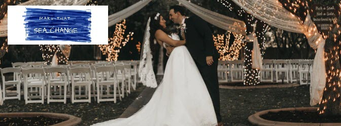 Online Wedding Website - header