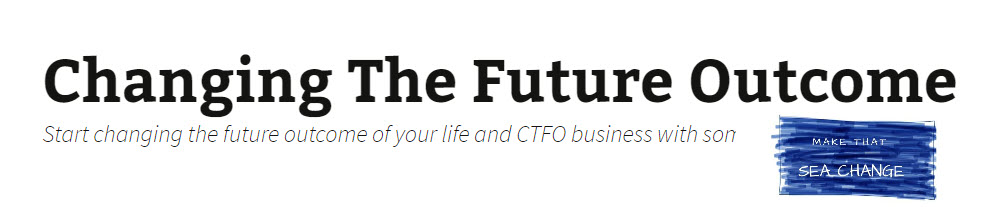 is changing the future outcome - header