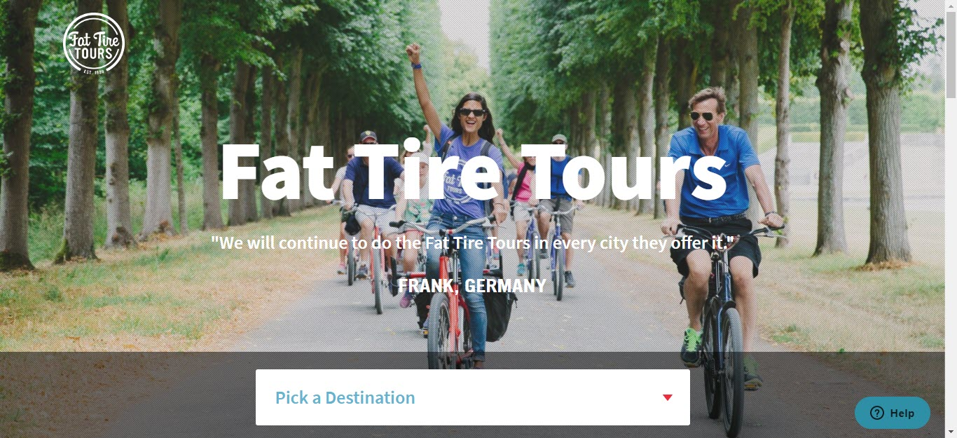 Bicycle Affiliate Program - fattiretours