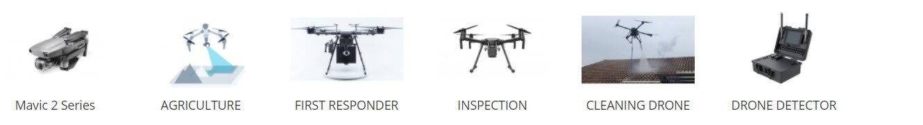 Drone Affiliate Programs - Scorpion stripe