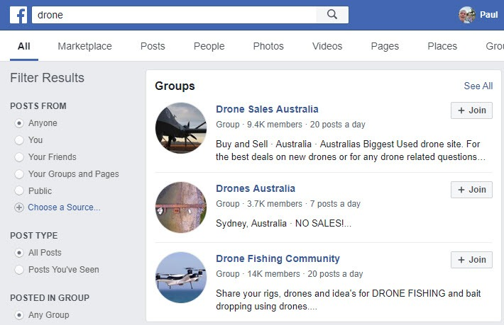 How to Sell Drones Online - FB Group