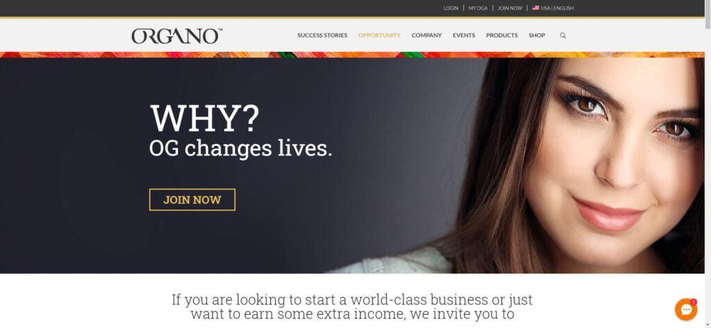Organo MLM Review - Affiliate