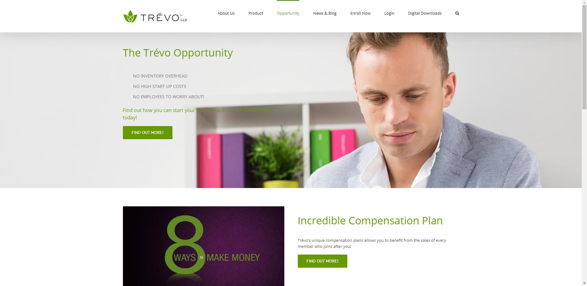 Trevo LLC MLM Review - Opportunity