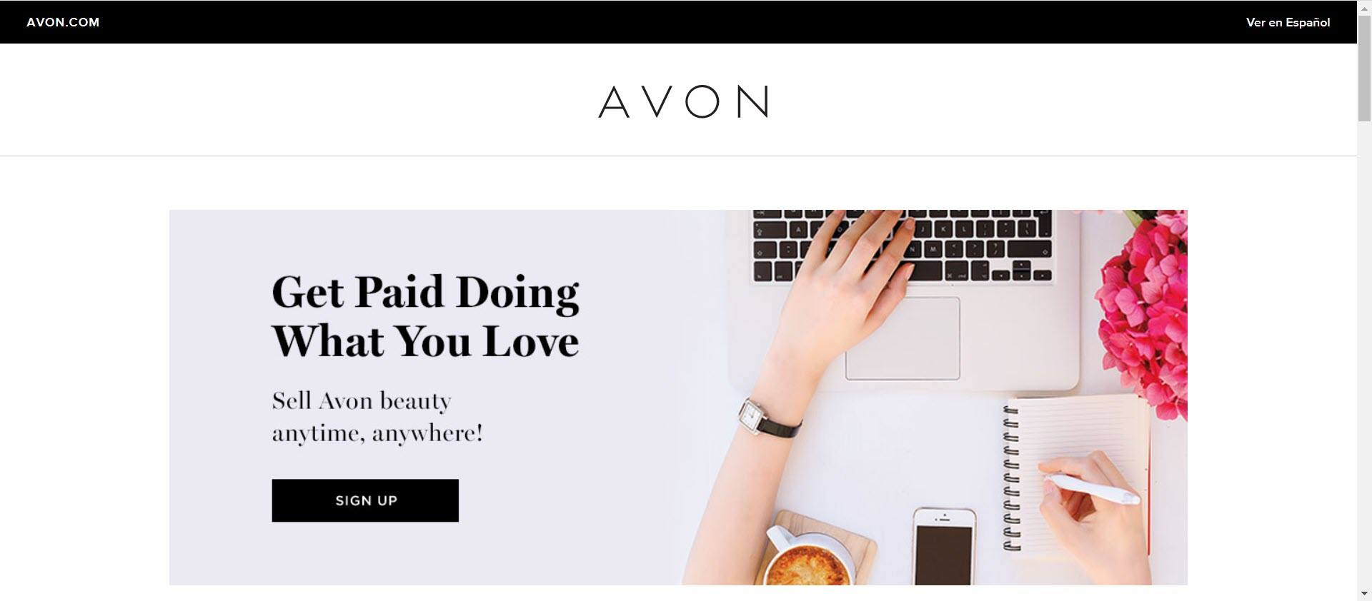 What is the Avon MLM - apportunity