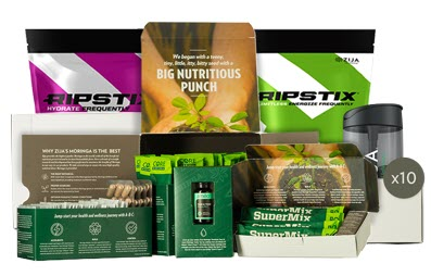 Is Zija International - nutrition products