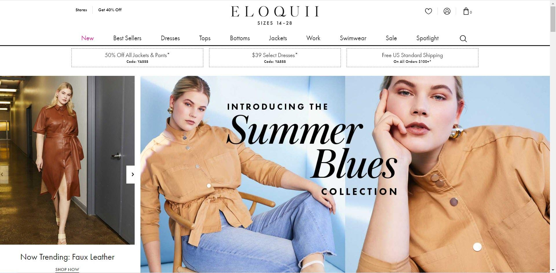 Plus Size Affiliate Programs - Eloquii
