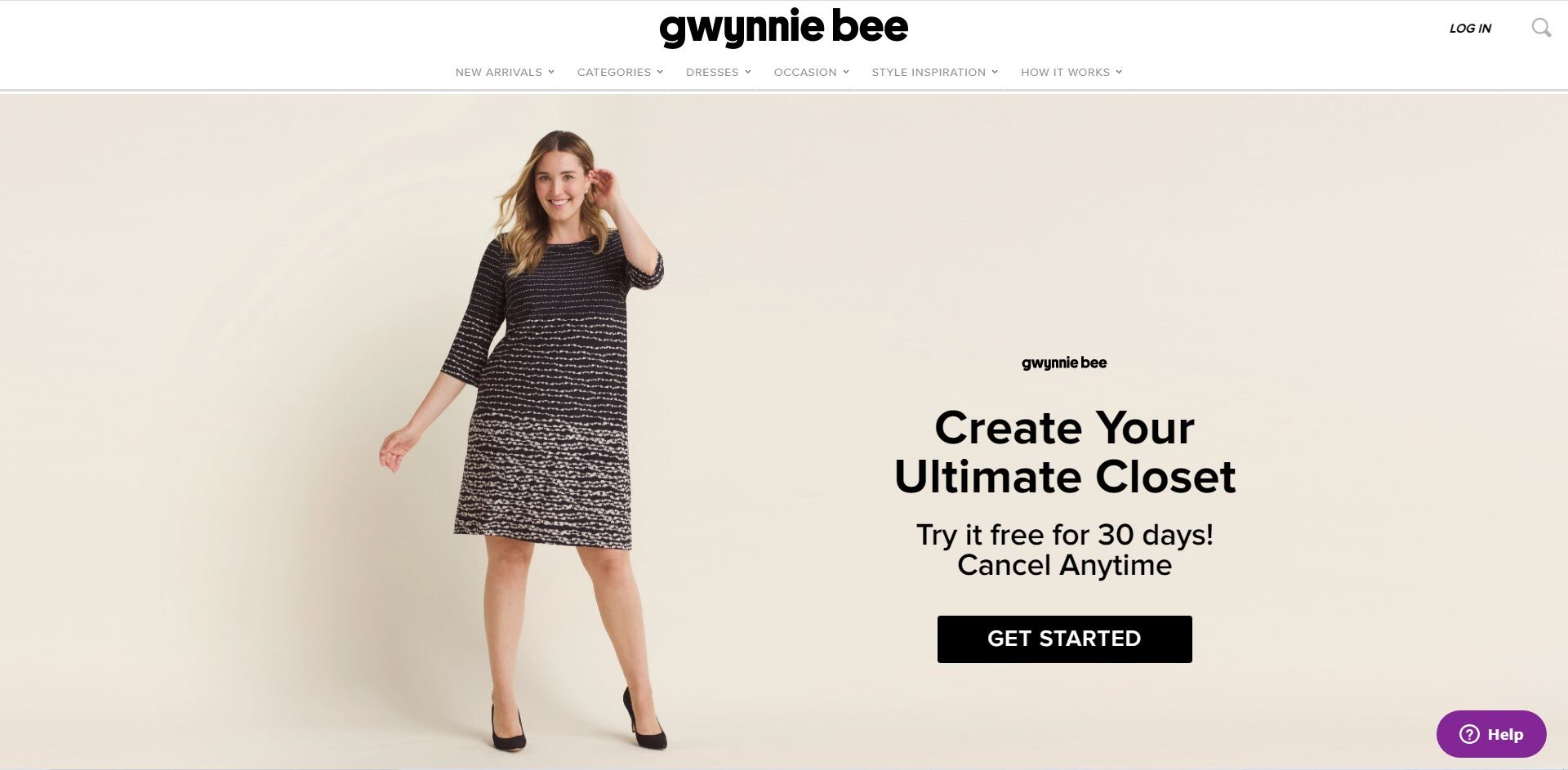 Plus Size Affiliate Programs - Gwynnie Bee
