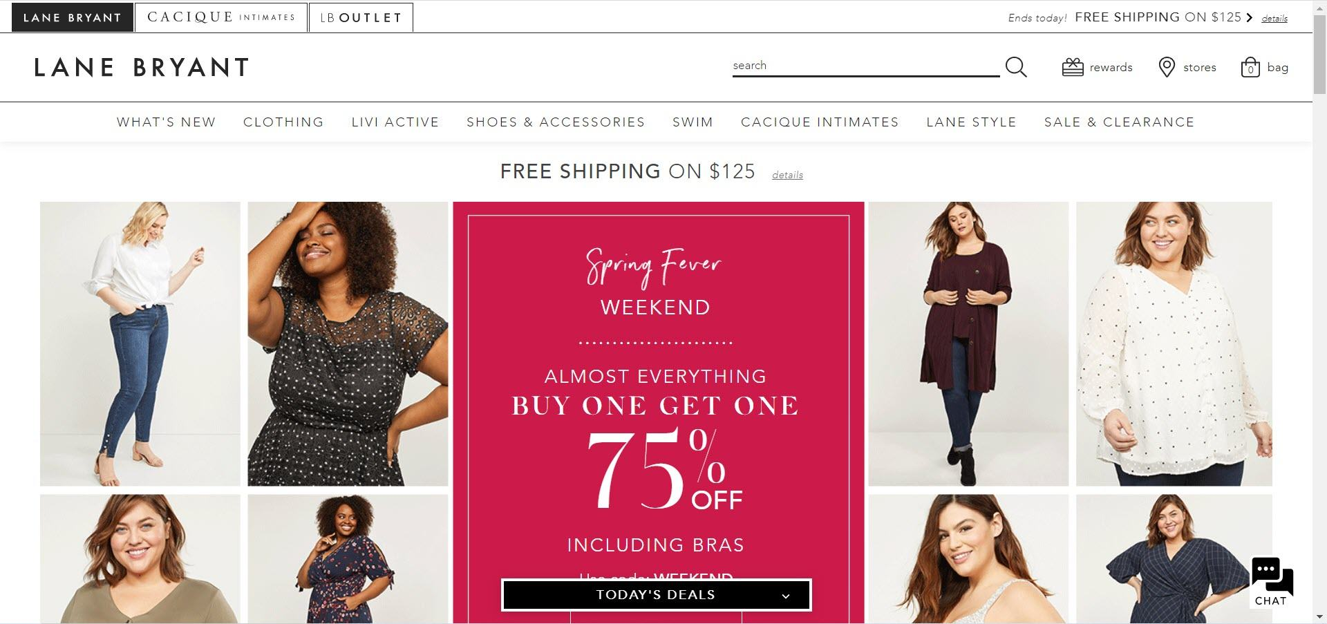 Women's Fashion Affiliate Programs - lane bryant