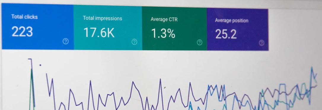 how to increase online presence - analytics