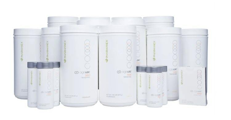 is nu skin MLM - products nutrition