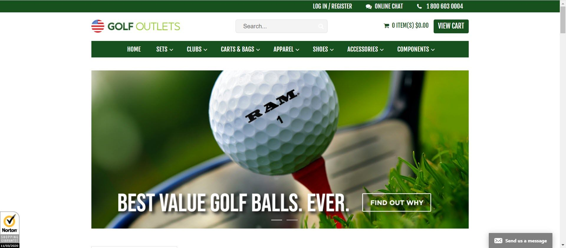 Best Golf Affiliate Programs - Golf Outlets USA