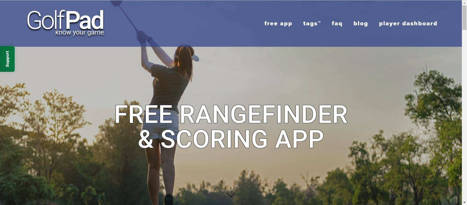 Best Golf Affiliate Programs - Golf Pad