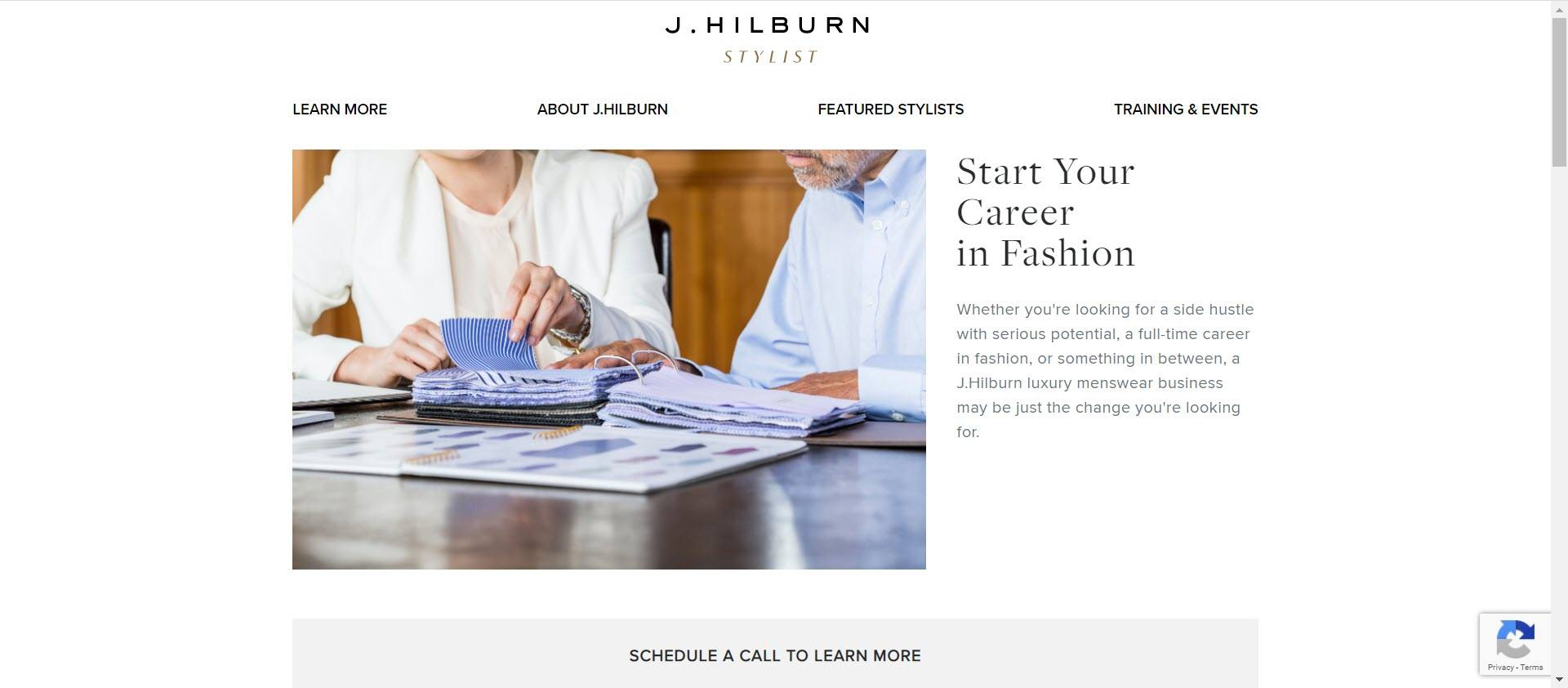 J. Hilburn MLM Review - Opportunity